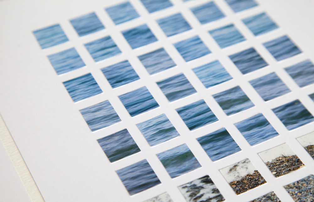 Irish photography Seascape photo grid detail