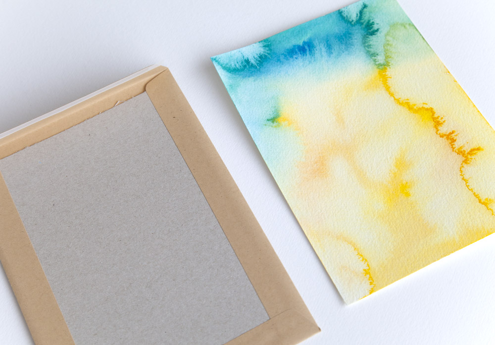 Online art shop watercolour painting posted
